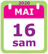 16 mai 2020
