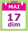 17 mai 2020