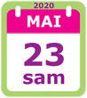 23 mai 2020